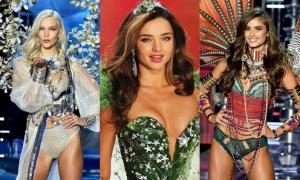 Những thiên thần Victoria's Secret này là ai?
