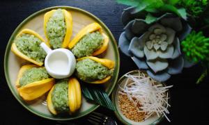 Ai bảo phải đi Thái mới ăn được xôi xoài, xôi mít ngọt thơm?