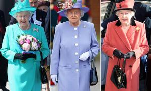 Thông điệp bí mật phía sau chiếc túi xách Nữ hoàng Anh đi đâu cũng mang theo