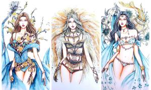 12 cung hoàng đạo khi biến thành thiên thần nội y Victoria's Secret