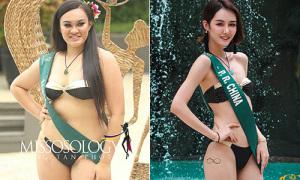 Nhan sắc gây tranh cãi, body nhiều khuyết điểm của thí sinh Miss Earth 2018