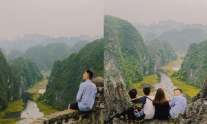 Giới trẻ lại rần rần check-in Hang Múa Ninh Bình