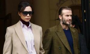 Victoria giận dữ vì Beckham tiết lộ vụ trộm để 'đánh lạc hướng dư luận'