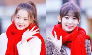 Netizen tranh cãi visual của IZONE: Won Young và Sakura, ai đẹp hơn?