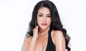 Ảnh khoe đường cong của Hoa hậu Trái đất 2018 Phương Khánh