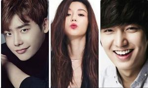 10 diễn viên được trả cát-xê cao nhất Hàn Quốc