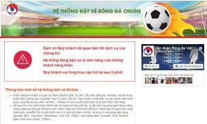 Người hâm mộ 'kêu gào' vì không mua được vé AFF Cup