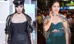 4 hoa hậu Việt từ mong manh bỗng dưng 'phát tướng'