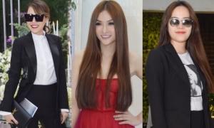 Dàn sao Việt dự đám cưới Ưng Hoàng Phúc - Kim Cương