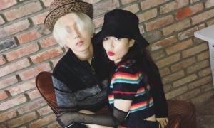 Netizen 'mắc mệt' vì Hyun Ah - E'Dawn suốt ngày đăng ảnh tình tứ
