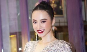 Angela Phương Trinh diện đầm xẻ bạo 'lấn át' các khách mời