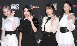 Thảm đỏ MAMA: BTS chiếm spotlight, Ji Hyo khoe nhan sắc 'lấn át' Tzuyu