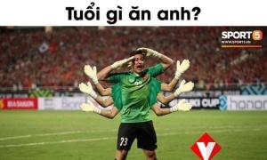 Ngập tràn ảnh chế mừng Việt Nam vô địch AFF Cup sau 10 năm chờ đợi