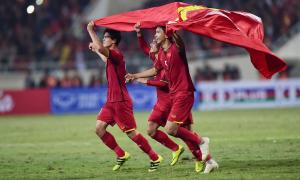 CĐV châu Á: Việt Nam là số một, màn trình diễn quá đẳng cấp