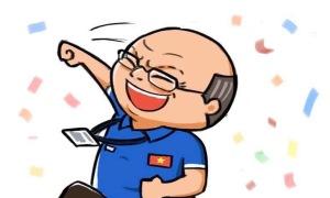 1001 biểu cảm của thầy Park được fan vẽ chibi