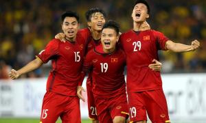Quang Hải được chọn là một trong 10 ngôi sao trẻ hàng đầu châu Á