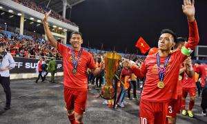 Không được tham dự Asian Cup 2019, Anh Đức nói: 'Tôi không thất vọng'