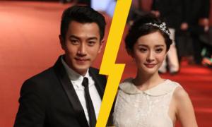 Dương Mịch - Lưu Khải Uy ly hôn