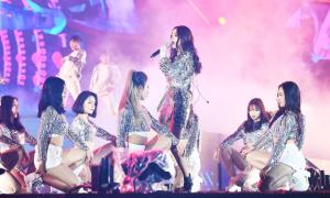 Sao Việt - Hàn khuấy động sân khấu âm nhạc