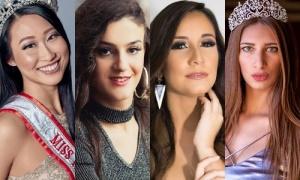 Nhan sắc bị chê già nua, kém xinh của thí sinh Hoa hậu Liên lục địa