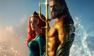 Bom tấn 'Aquaman' sắp kiếm gần 1 tỷ USD doanh thu toàn thế giới