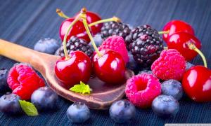12 chòm sao tương ứng với loài trái cây nào?