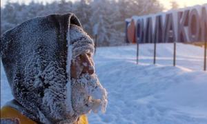 Cuộc thi chạy dưới cái lạnh -52 độ khắc nghiệt nhất thế giới
