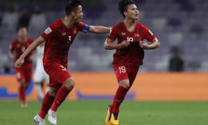 'Song Hải' góp mặt trong đội hình tiêu biểu lượt cuối vòng bảng Asian Cup