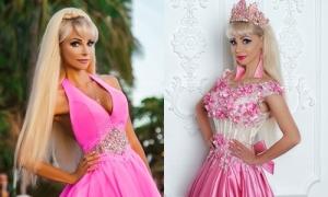 Nhan sắc cứng đơ như búp bê Barbie của đại diện Nga tại Miss Intercontinental