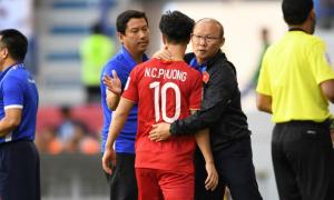 Báo Hàn Quốc: 'Phép nhiệm màu Park Hang-seo đưa Việt Nam vào tứ kết'
