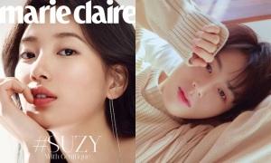 Suzy và loạt sao Hàn khiến fan mãn nhãn trên tạp chí số tháng 2
