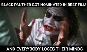 Trò vui hôm nay: 'Black Panther' nhận đề cử Oscar