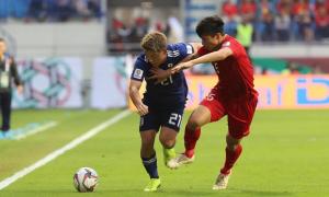 Cổ động viên Nhật Bản: 'Việt Nam quá mạnh và fair play'