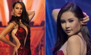 Ngân Anh bị nghi đạo nhái đầm dạ hội và cách trình diễn của Miss Universe 2018