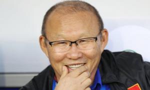 HLV Park Hang-seo: 'Việt Nam cho tôi cơ hội được làm Huấn luyện viên'