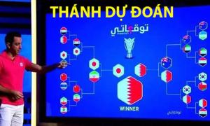 'Huyền thoại' Xavi Hernandez đoán chính xác Qatar vô địch Asian Cup 2019