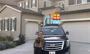 Đàm Vĩnh Hưng mua nhà ở Mỹ