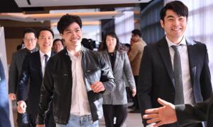 Công Phượng đẹp trai rạng ngời trong buổi ra mắt Incheon United
