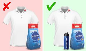 12 mẹo nhỏ hữu ích cho quần áo sạch và bền