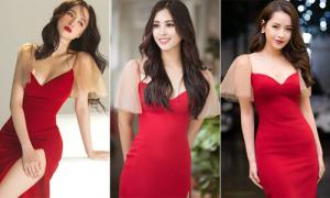 Diện chung váy giá rẻ, 6 mỹ nhân Việt người sexy kẻ ngọt ngào