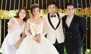 Ngọc Lan - Thanh Bình mong vợ chồng Vũ Ngọc Ánh bớt xàm sau khi cưới