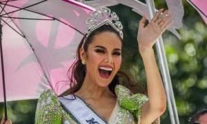 5 triệu người Philippines xuống đường đón Tân Hoa hậu Hoàn vũ trở về