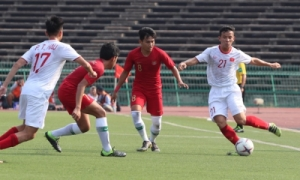 Việt Nam mất cơ hội giành cúp U22 Đông Nam Á trước Indonesia