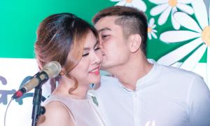 Ông xã Vân Trang muốn vợ sinh em bé năm 2019