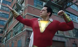 'Shazam!' tung trailer mới về siêu anh hùng 'vô dụng' và lầy lội