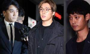 SBS tung bằng chứng Seung Ri, Jong Hoon và Joon Young dùng tiền 'bịt miệng' cảnh sát