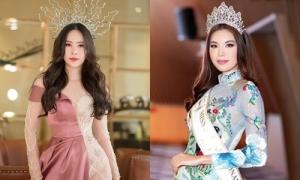 Nam Em đội vương miện khác người, 'hơn thua' với Minh Tú