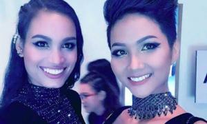 Người đẹp 8 lần thi hoa hậu bị chỉ trích vì bóng gió H'Hen Niê 'giả tạo'