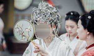Ngắm trang phục đoán phim cổ trang Hoa ngữ