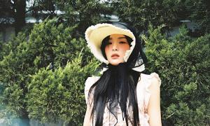 Seul Gi gây tranh cãi vì bộ ảnh tạp chí 'trăm kiểu như một'